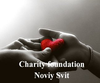Charity Foundation Noviy Svit